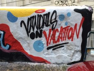 Street Art Lisbon VoV detail
