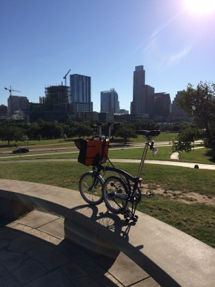 A detour to Doug Sahm Hill after a doctor appointment