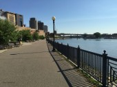 St Paul's waterfront is being revitalized