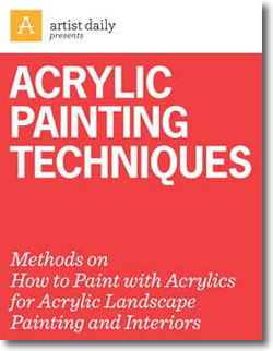 Painting Lessons And Learn How To Paint With Acrylics