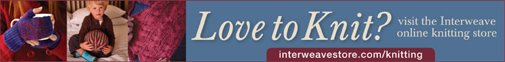 Visit the Interweave online Knitting Store - Click Here