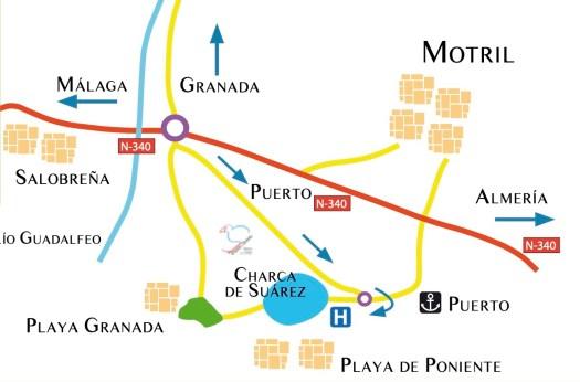 Apúntate a la visita de la Charca Suarez el sábado 16 de Noviembre a las 10:00