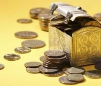 Остатки средств на Едином казначейском счету выросли в 2,5 раза