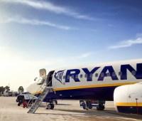 Ryanair увеличил частоту рейсов Киев-Варшава