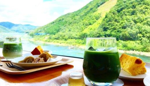 おちゃくりカフェ(ocha kuri cafe)|四万十の風景を食べる。