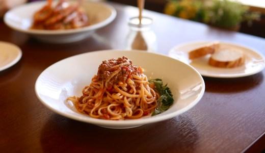 三日月キッチン|心地よい空間で、本格的な生パスタを堪能できるレストラン