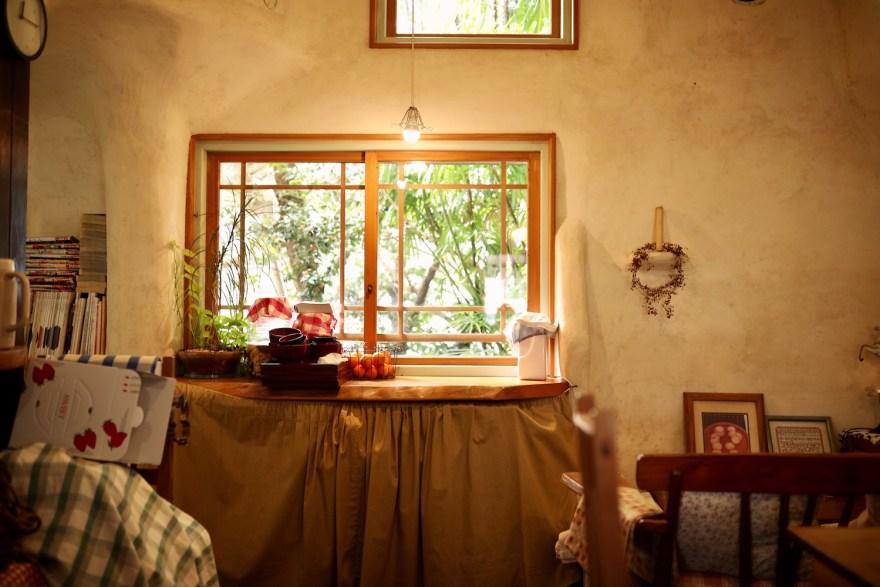 カフェ RIMUの森(リムノモリ) おとぎ話の世界を思わせるやさしい空間