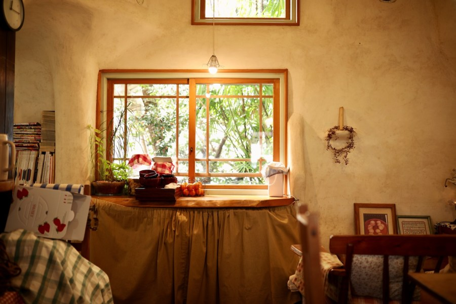 カフェ RIMUの森(リムノモリ)|おとぎ話の世界を思わせるやさしい空間