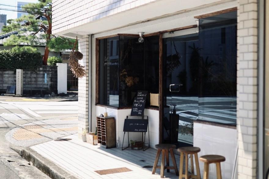 NUiE APARTMENT(ヌイアパートメント)|高知市本町・デートや女子会にお勧めのおしゃれカフェ。