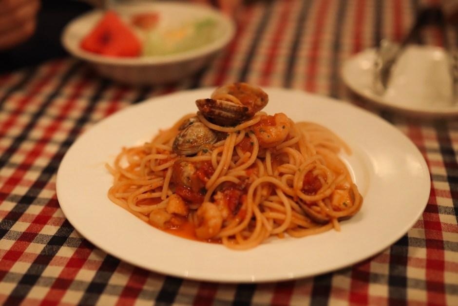 パスタコルタ(Pasta Corta)|高知市幸町・異国情緒あふれる暖かな空間も魅力!知る人ぞ知るイタリアンの名店。