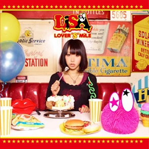"""LiSA – LOVER""""S""""MiLE [Album]"""