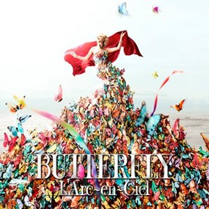 L'Arc~en~Ciel – BUTTERFLY [Album]