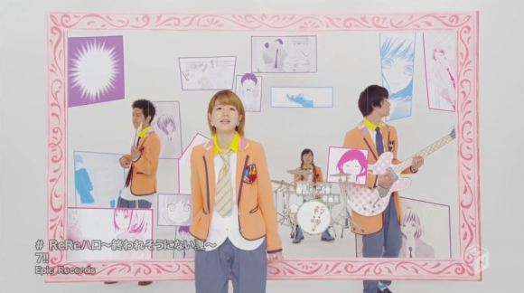 7!! (Seven Oops) - ReRe Hello ~Owaresou ni nai Natsu~ (ReReハロ~終われそうにない夏~) [720p] [PV]