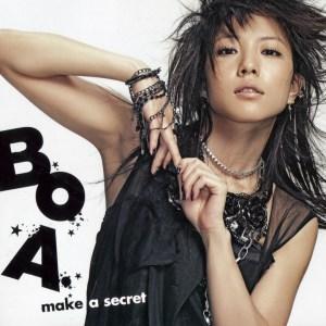 BoA - make a secret