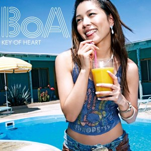 BoA - KEY OF HEART / DOTCH