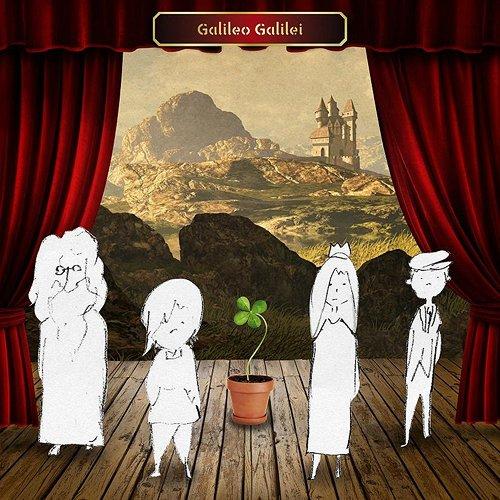 Galileo Galilei - Yotsuba Sagashi no Tabibito (四ツ葉さがしの旅人; A Traveler Looking for a Quatrefoil)