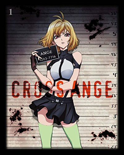 Cross Ange: Tenshi to Ryuu no Rondo Original Soundtrack