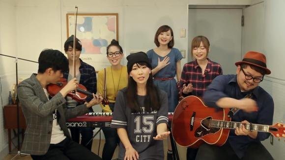 Goose house - Kanade by Sukima Switch (Acoustic Version) (Cover) [720p]  Vorbis]