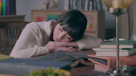 Haruka Tomatsu - courage [720p]  AAC]