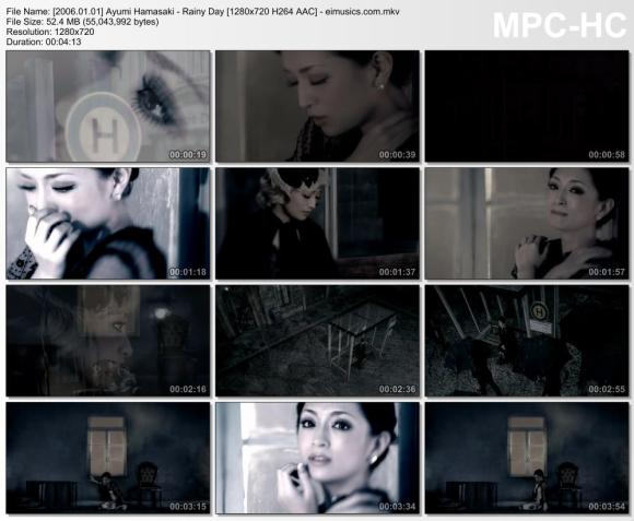 Ayumi Hamasaki - Rainy Day