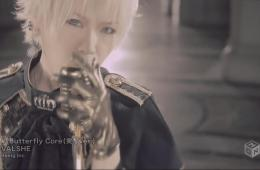 Download VALSHE - Butterfly Core (Live Action ver.) [1280x720 H264 AAC] [PV]