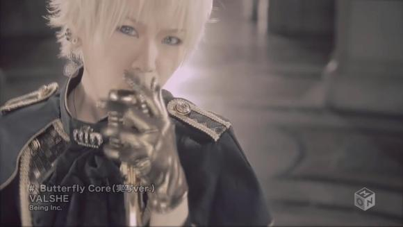 Download VALSHE - Butterfly Core (Live Action ver.) [720p]   [PV]