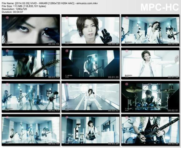 Download ViViD - HIKARI [720p]   [PV]