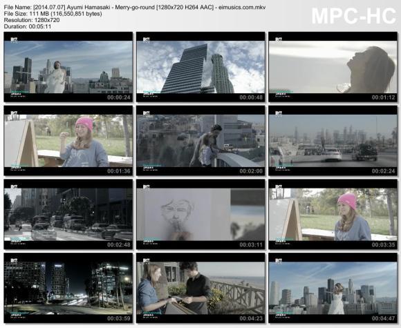 Ayumi Hamasaki - Merry-go-round
