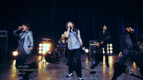 Download FLOWxGRANRODEO -7 -seven- [720p]   [PV]