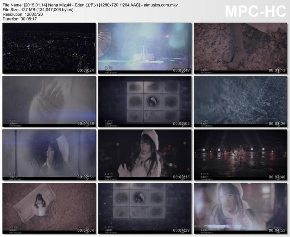 Download Nana Mizuki - Eden (エデン) [720p]   [PV]