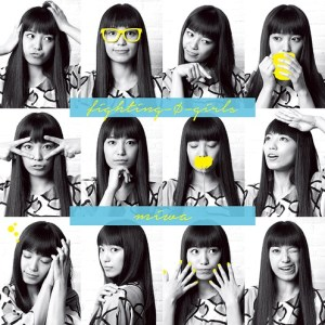 Download miwa - fighting-Φ-girls [Single]