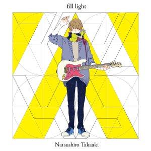 Natsushiro Takaaki – fill light [Album]