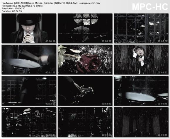Download Nana Mizuki - Trickster [720p]   [PV]