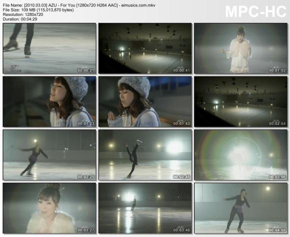 Download AZU - For You [720p]   [PV]