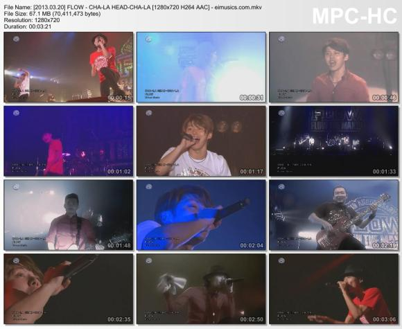 Download FLOW - CHA-LA HEAD-CHA-LA [720p]   [PV]