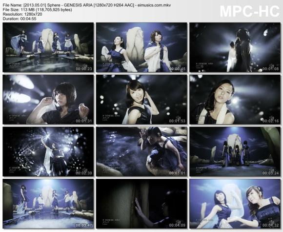 Download Sphere - GENESIS ARIA [720p]   [PV]