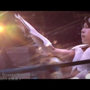 T.M.Revolution x Mizuki Nana – Preserved Roses (Short Edit) [720p] [PV]