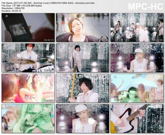 Download SID - Summer Lover [720p]   [PV]