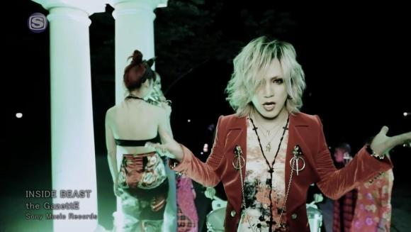 Download the GazettE - INSIDE BEAST [720p]   [PV]