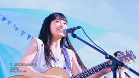 Download miwa - Kimi ni Deaeta Kara [720p]   [PV]
