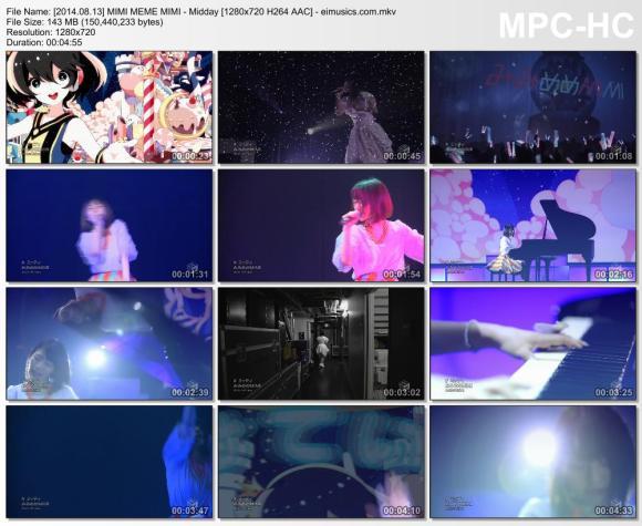 Download MIMI MEME MIMI - Midday [720p]   [PV]