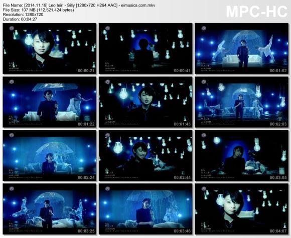 Download Leo Ieiri - Silly [720p]   [PV]
