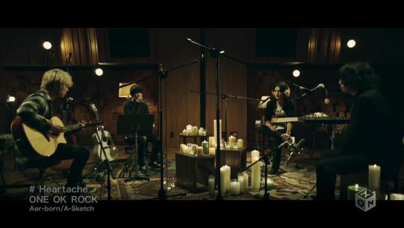 Download ONE OK ROCK - Heartache [720p]   [PV]