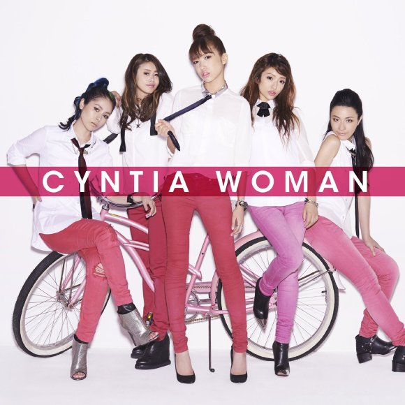 Download Cyntia - WOMAN [Album]