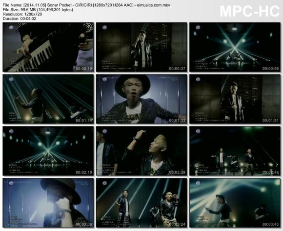 Download Sonar Pocket - GIRIGIRI [720p]   [PV]
