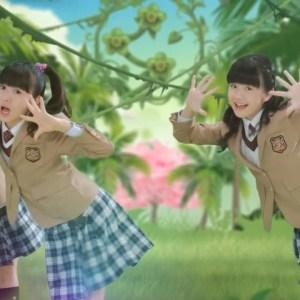 Download Sakura Gakuin - Animal Rhythm [1280x720 H264 AAC] [PV]
