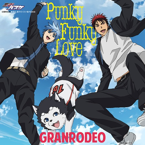 Download GRANRODEO - Punky Funky Love [Single]