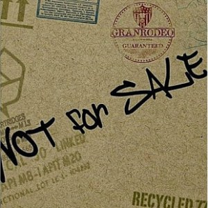 Download GRANRODEO - NOT for SALE GAMBiT [Single]