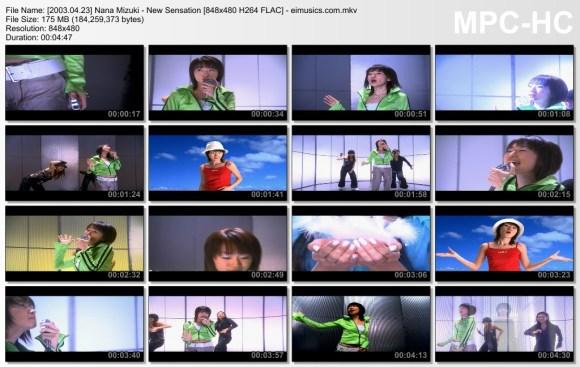 Nana Mizuki - New Sensation