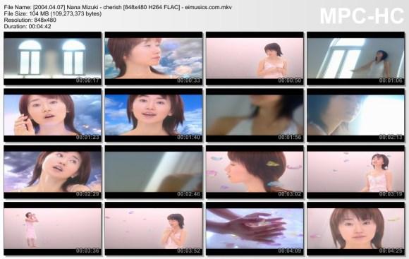 Nana Mizuki - cherish